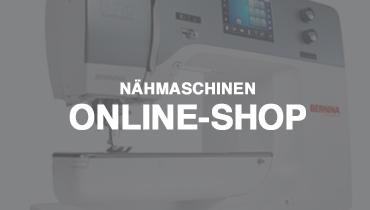 Nähmaschinen Online-Shop