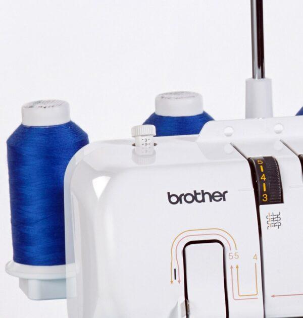 Brother 2104D Overlock Füsschendruck