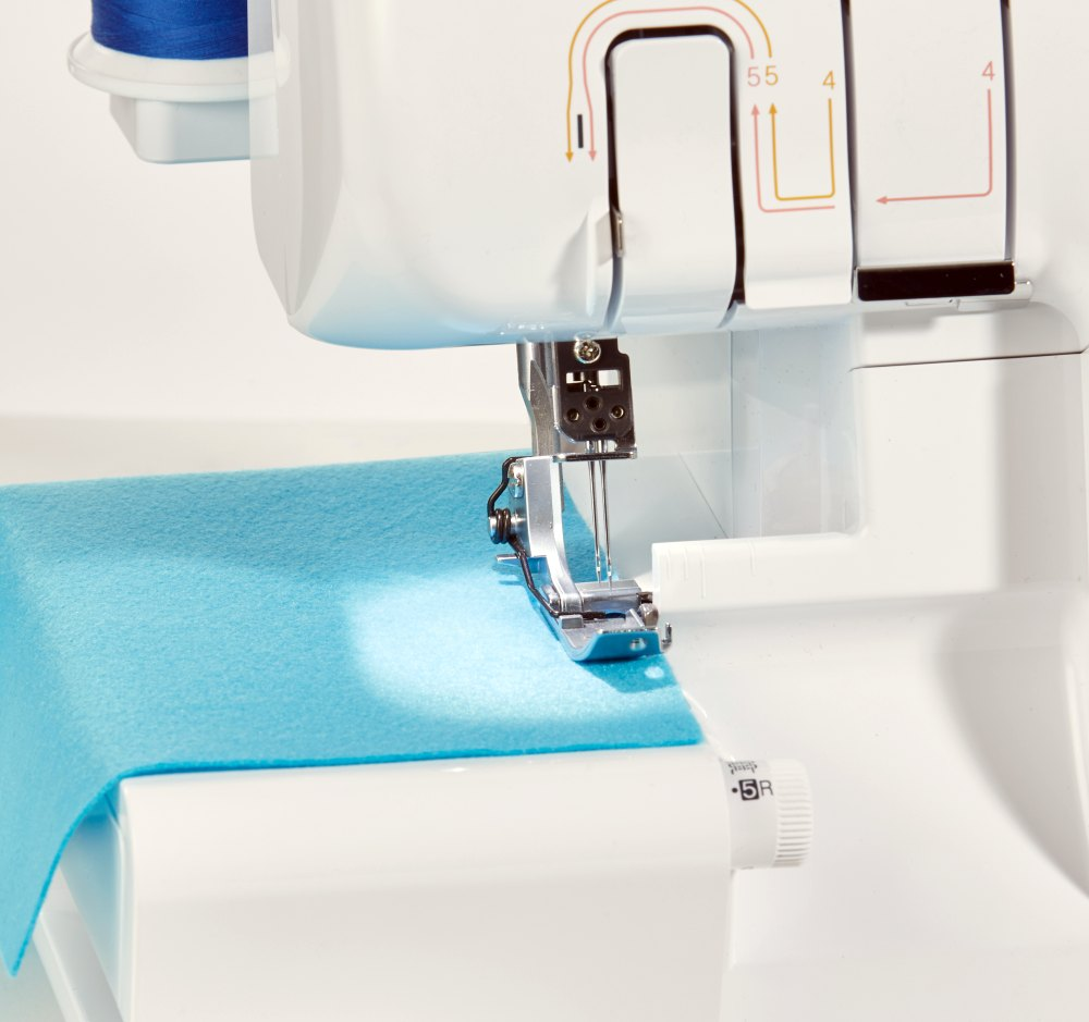 Brother 2104D Overlock LED-Licht