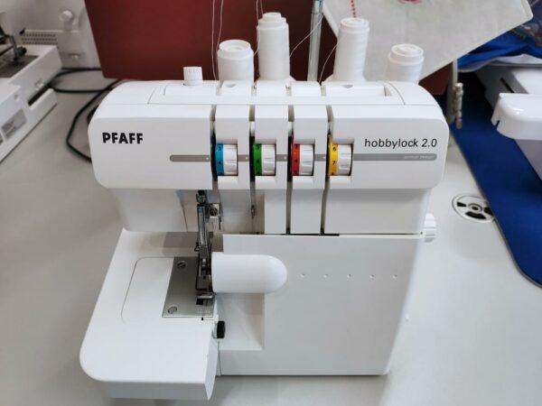 Pfaff Hobbylock 2.0 Details