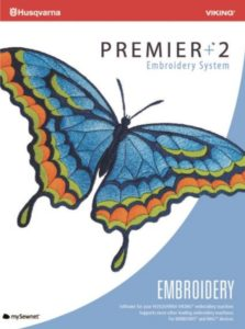 Premier +2 Embroidery Sticksoftware