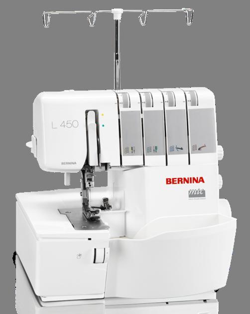 Vollbild der Bernina L 450
