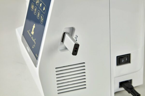 Brother 280D USB-Port