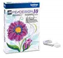 Brother PE-Design 10 Software