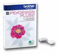Brother PE-Design plus 2 Software