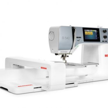 Bernina B 540 mit Stickmodul