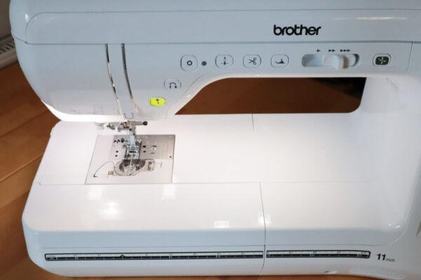 Brother Innov-is VQ2 gebrauchte Naehmaschine