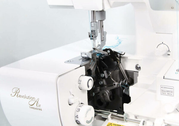 Acclaim Babylock Greifer Overlock