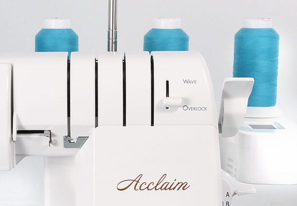 Acclaim Babylock Overlock Fadenspannung