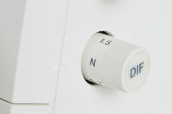 Juki MCS-1800 Coverlock Differentialtransport