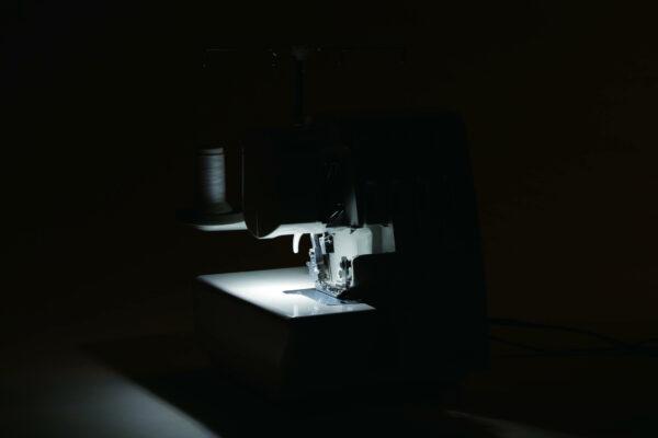 Juki MO-204 214D Kirei LED-Licht