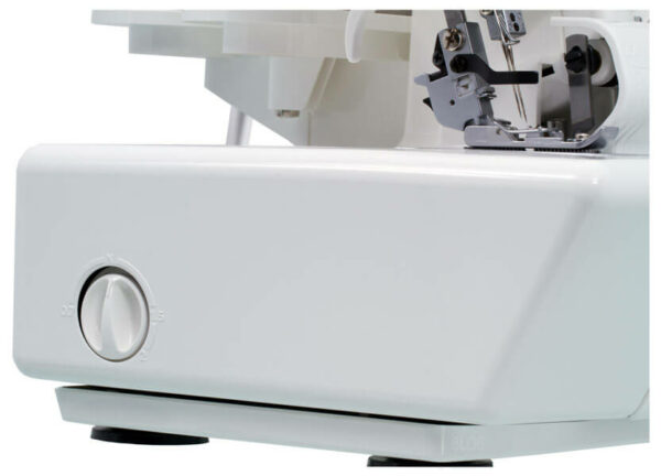 Juki MO-204 214D Kirei Overlock Differentialtransport