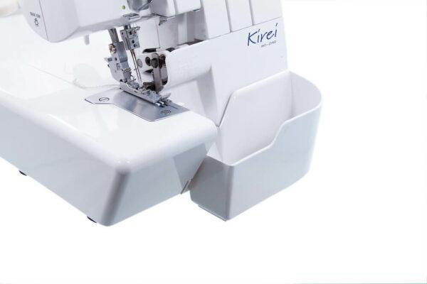 Juki MO-214D Kirei Overlock Abfallbehälter