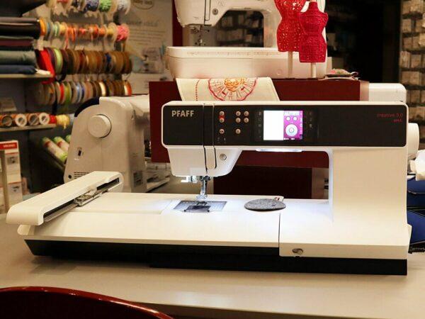 Pfaff Creative 3.0 gebrauchte Nähmaschine