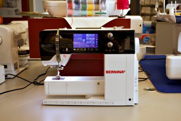 B580 Bernina gebrauchte Nähmaschine