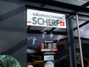 Naehmaschinen Scherf Hannover