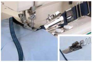 Doppelfaltschrägbinder D-13-4-08E oder D13-4-15E oder D13-4-15E
