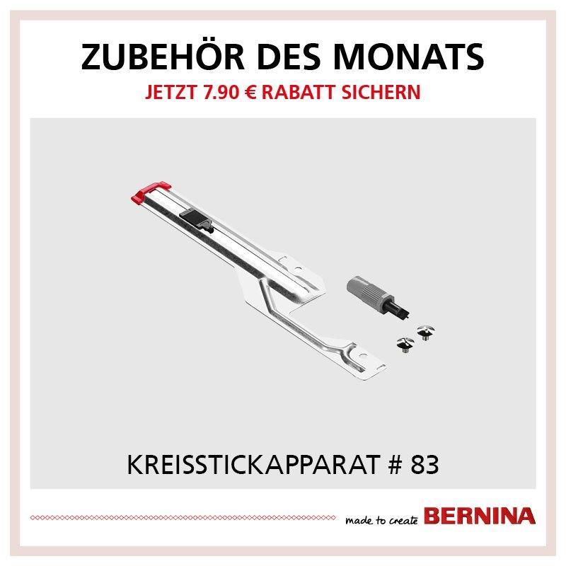 Kreisstickapparat #83 Bernina