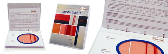 MB 1 Musterbuch Overlockstiche