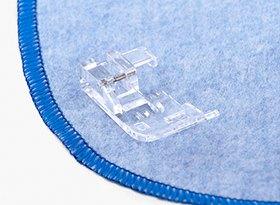 transparenter kurvenfuss baby lock