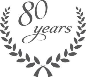 Elna 80 Jahre Jubiläum