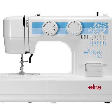 Elna Explore 160 Naehmaschine