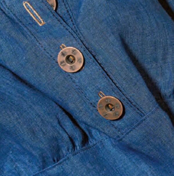 Elna Jeans 3210 automatisches Knopfloch