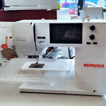 Bernina 475 Nähmaschine
