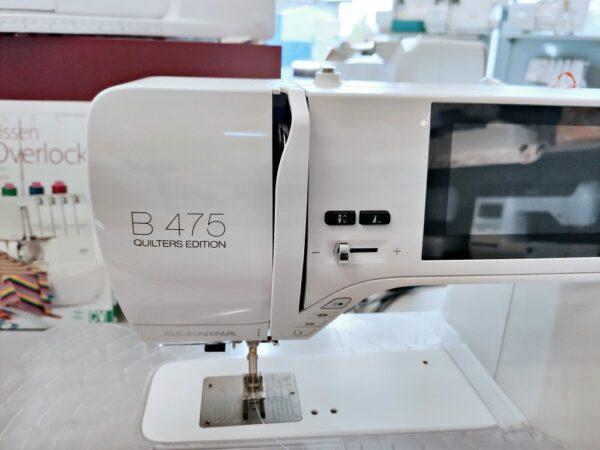 Bernina 475 Vorführmodell