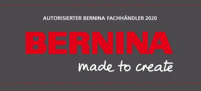 Bernina Aktiv Partner 2020 Nähmaschinen Scherf Hannover