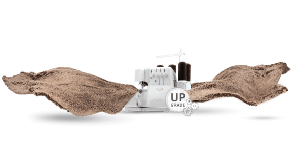 overlock enspire fliegender Stoff Upgrade
