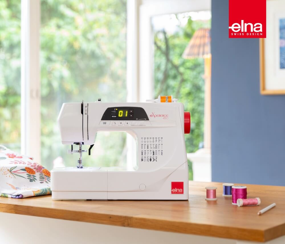 Nähmaschine Elna Experience 450
