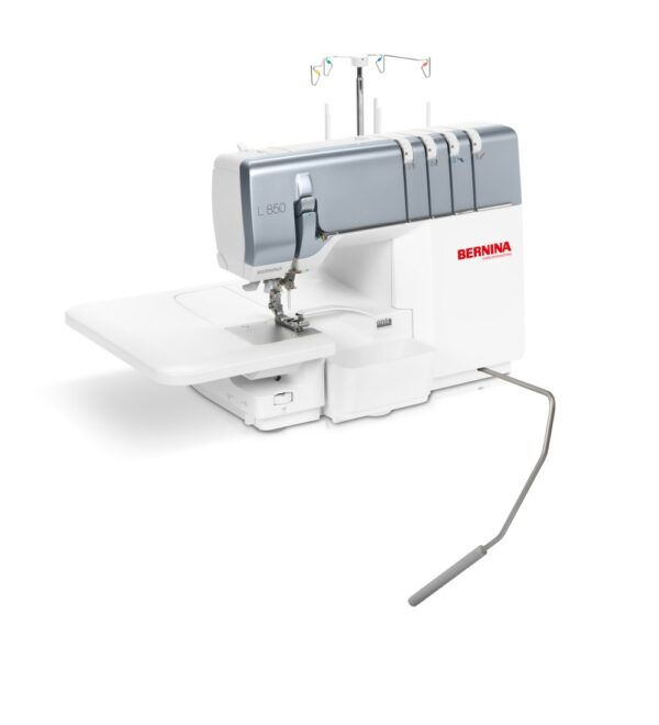 Bernina L850 Kniehebel