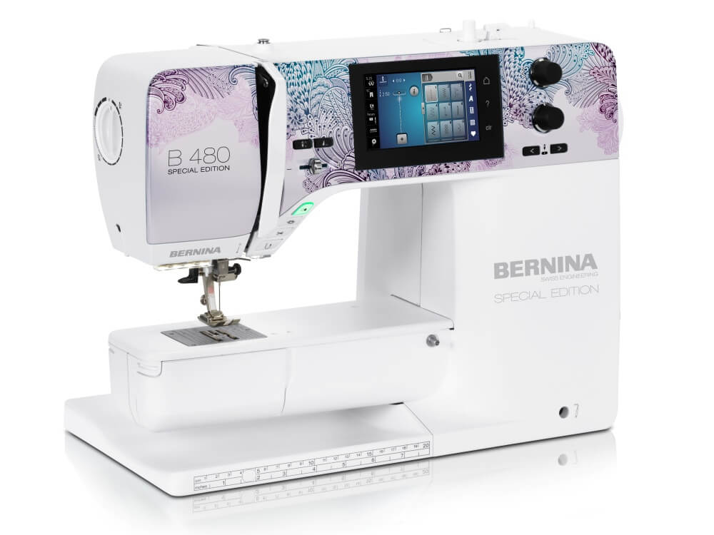 Bernina B790 Plus SE Sondermodell