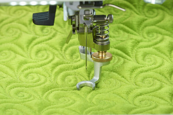 Bernina Stickfuss
