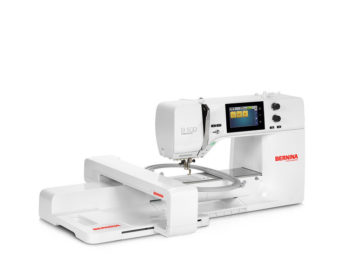 Bernina B 500 mit Stickmodul