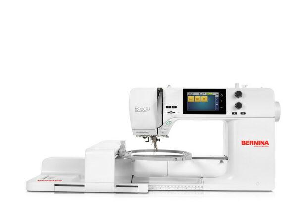 Bernina B500 mit Stickmodul