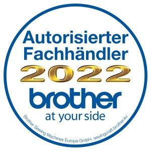 autorisierter Brother Nähmaschinen Händler 2021