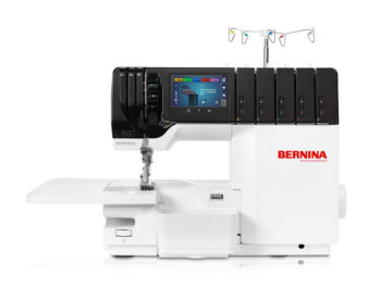 Bernina L890 Overlock und Coverlock Komi
