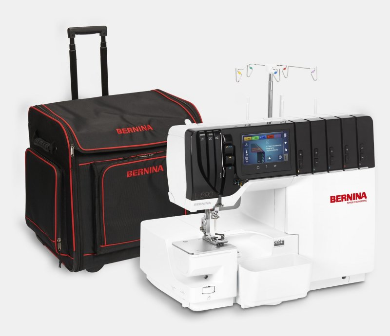 Bernina Overlocker Trolley