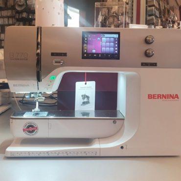 Bernina 770 Nähmaschine gebraucht