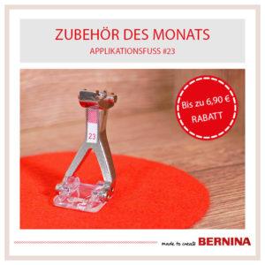 Bernina Angebot des Monats Oktober 2021