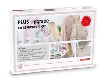 Plus Upgrade Bernina B 770 QE