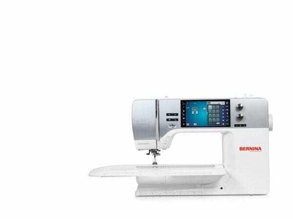 Bernina b770 QE PLUS Nähmaschine mit Anschiebetisch